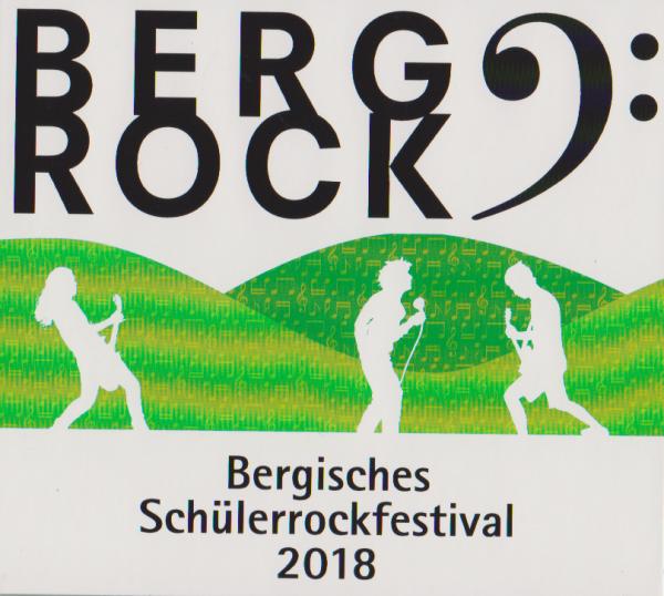 Offizielle CD zum Schüler-Rockfestival 2018