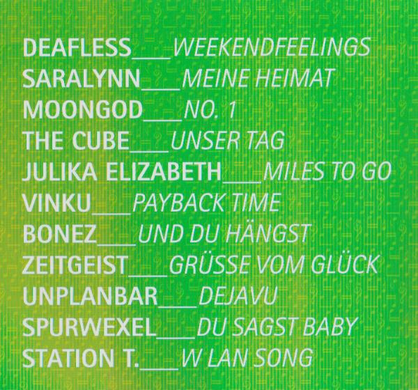 Karte Schüler-Rockfestival Wuppertal 2020